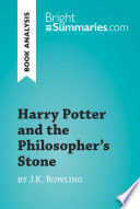 Harry Potter and the Philosopher s Stone by J K  Rowling  Book Analysis