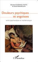 Douleurs psychiques et angoisses Pdf/ePub eBook