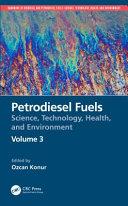 Petrodiesel Fuels Book