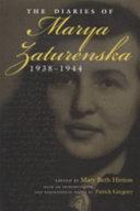 The Diaries of Marya Zaturenska, 1938-1944 ebook