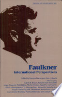 Faulkner International Perspectives