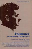 Faulkner: International Perspectives