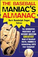 The Baseball Maniacs Almanac Book PDF
