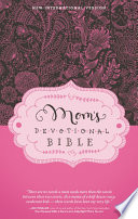 """NIV, Mom's Devotional Bible, eBook"" by Elisa Morgan, Zondervan,"