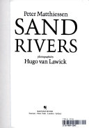 Sand rivers
