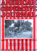 Pdf American Cooperative Journal