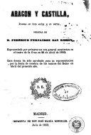 Aragon y Castilla