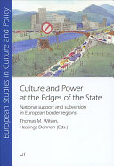 Culture and Power at the Edges of the State