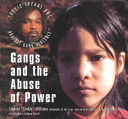 Gangs and the Abuse of Power ebook