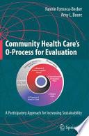 Community Health Care S O Process For Evaluation