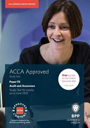ACCA Skills F8 Audit and Assurance (International) Study Text 2014