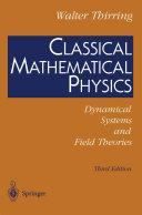 Classical Mathematical Physics Pdf/ePub eBook