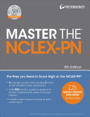 link to Master the NCLEX-PN. in the TCC library catalog
