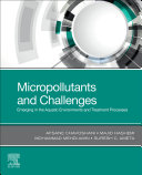 Micropollutants and Challenges Book