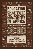 Pdf Education, Creativity, and Economic Empowerment in Africa Telecharger