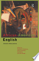 African American English Book PDF