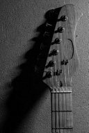 Guitar in Black and White Journal