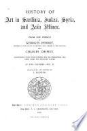 History of Art in Sardinia  Judaea  Syria  and Asia Minor Book PDF