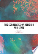 The Correlates of Religion and State