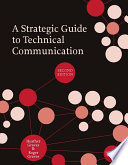 A Strategic Guide to Technical Communication   Second Edition  Canadian  Book