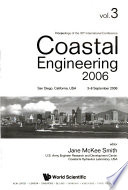 Coastal Engineering 2006