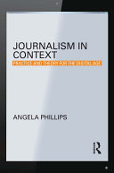 Journalism in Context