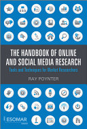 The Handbook of Online and Social Media Research Pdf/ePub eBook