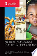 Routledge Handbook of Food and Nutrition Security