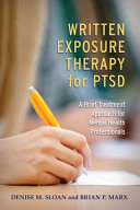 Written Exposure Therapy for PTSD
