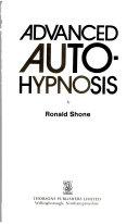 Advanced Autohypnosis