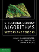 Structural Geology Algorithms Book