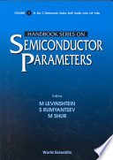 Handbook Series on Semiconductor Parameters