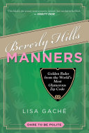 Beverly Hills Manners [Pdf/ePub] eBook