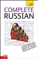 Complete Russian: A Teach Yourself Guide