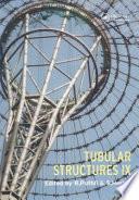Tubular Structures IX Book
