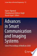 Advances in Smart Communication and Imaging Systems