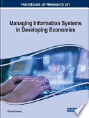 Handbook of Research on Managing Information Systems in Developing Economies