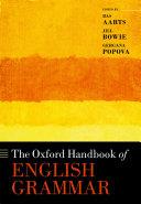 The Oxford Handbook of English Grammar [Pdf/ePub] eBook