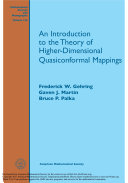 An Introduction to the Theory of Higher Dimensional Quasiconformal Mappings
