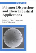 Polymer Dispersions And Their Industrial Applications Book PDF