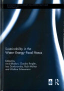 Sustainability in the Water Energy Food Nexus