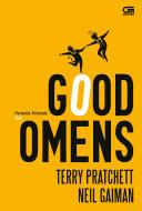 Pertanda-Pertanda Baik (Good Omens) - cover baru Book