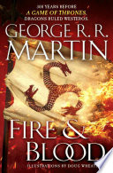 link to Fire & blood in the TCC library catalog