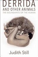 Derrida and Other Animals Pdf/ePub eBook
