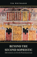 Pdf Beyond the Second Sophistic Telecharger