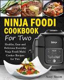 Ninja Foodi Cookbook For Two Book PDF