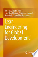 Lean Engineering for Global Development Book