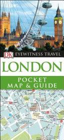 London Dk Eyewitness Pocket Map And Guide