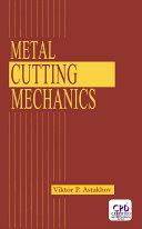 Metal Cutting Mechanics [Pdf/ePub] eBook