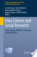 Data Science and Social Research